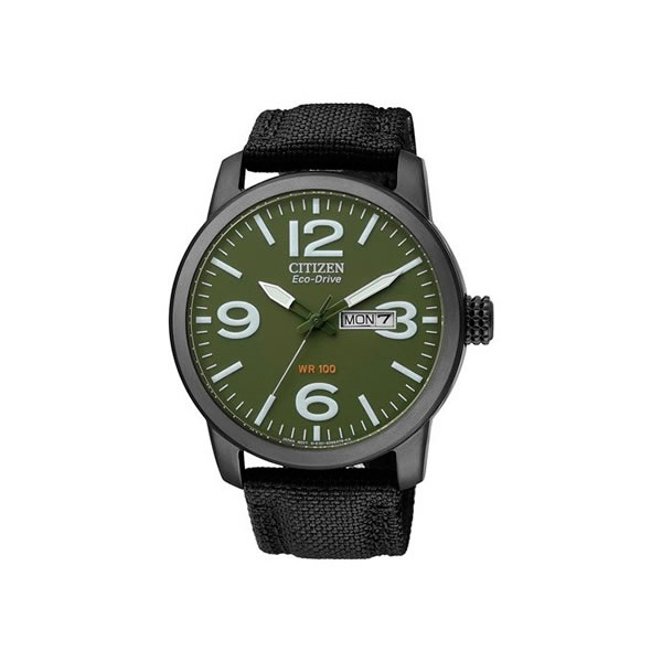 RELOJ CITIZEN ARMY VERDE